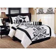 Black and White Duvet Covers