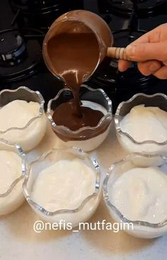 Pudding, Instagram Posts, Desserts, Food, Jun, Tailgate Desserts, Deserts, Custard Pudding, Essen