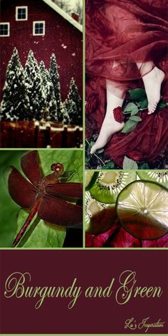 "Hi ladies. Such a pretty board today! Tonight and tomorrow I'd like to pin "" BURGUNDY AND GREEN "" thank you and as always happy pinning ❤"
