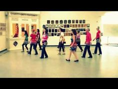 ▶ MIDNIGHT WALTZ - LINE DANCE(WALK THROUGH) - YouTube