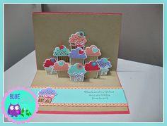 Stampin' Up! Create a Cupcake