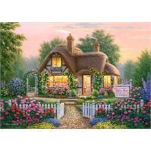Castorland 500 Parça Rose Petal Gift Shoppe