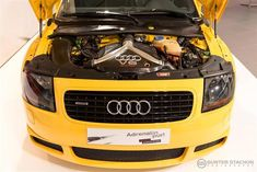 TT V6 Biturbo 375cv – TT Club News Audi Tt 225, The Frankenstein, Mustang Cobra, Ford Mustang, Alfa Romeo Cars, Chip Foose, Bmw Series, Audi Cars, Transportation Design