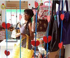 Agnes Martins aproveitou as duas demissões seguidas para investir na confecção de bolsas