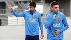Entrenamiento (18/10/15) | FC Barcelona
