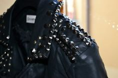 i want a leather jacket just like joan jetts with some studs:)