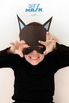 petit à petit and family: DIY: minimal masks