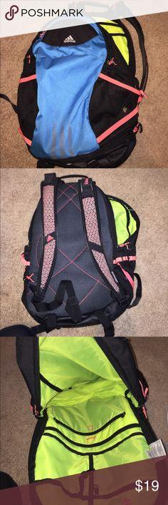 ... Adidas Backpack Adidas backpack, Black adidas and Adidas the latest  818e4 126a9  adidas Bags Backpack Poshmark ... c8337ce64c