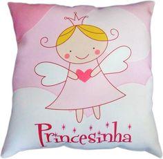 Almofada princesinha