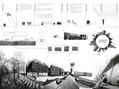 Architecture & Urban Design presentation inspiration
