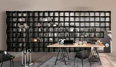 Regał na książki | Ronda Design | Biblioteczka Iron-ic (do BandIt Design)