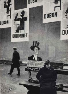André Kertész     Paris      1934