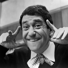 January 8, 1926: children's show #television host Soupy Sales, noted for taking pies in the face, was born Milton Supman in Franklinton.