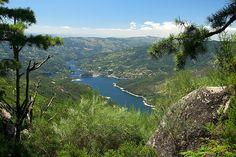 Miradouro da Pedra Bela - Gerês | Esta é a paisagem que se v… | Flickr