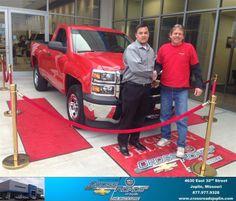 #HappyBirthday to David Mason from Phillip Burnette at Crossroads Chevrolet Cadillac!