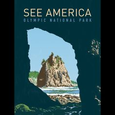 Olympic National Park by Corbet Curfman #SeeAmerica via Creative Action Network