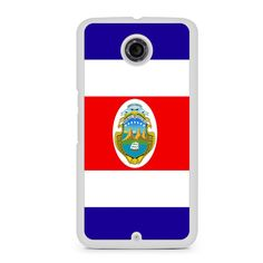 Costa Rica Flag Nexus 6 case