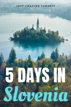 Explore the culture, meet the people, and get epic vistas of Slovenia with this 5 day Slovenia Itinerary. On this Itinerary you'll visit Ljubljana, Bled, Piran and more! European Destination, European Travel, Europe Travel Tips, Travel Destinations, Travel Guides, Travelling Europe, Traveling, Europe Packing, Budget Travel