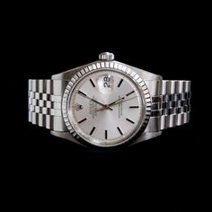 $2400.00 | 1959 Mens Stainless Steel Date Just Rolex | 1959 Mens Stainless Steel Date Just Rolex Inventory Item #: I-8043 | http://westchestergold.com/1959-mens-stainless-steel-date-just-rolex