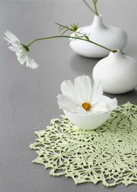 Doily - from Coats Crafts