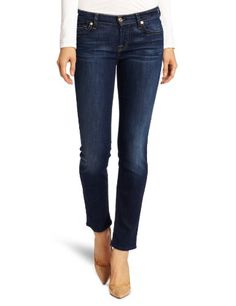 7 For All Mankind Women's The Slim Cigarette Jean, Sophisticated Siren, 28 buy at http://www.amazon.com/dp/B008HTRT6Y/?tag=bh67-20