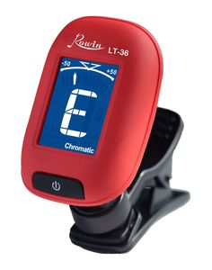 Digital Tuner, LT-36, Red We are a instrument accessories manufacturer with 7+ years, you are welcome to meet us at NAMM, Music China and Frankfurt Music Messe. You can reach me at sales4@rowinmusic.com