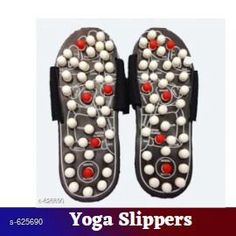 Orthopedics YOGA PADUKA - Size: 38, 40, 42 Material: Rubber Discription: It Has 1 Piece Of YOGA PADUKA Country of Origin: India Sizes Available: Free Size, 38   Catalog Rating: ★4 (4062)  Catalog Name: Free Gift Miniature Assorted Home Utilities Vol 1 CatalogID_70224 C125-SC1569 Code: 672-625690-