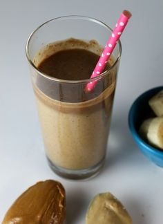 Date and tahini protein smoothie Jewhungry the blog