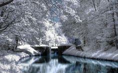 Winter Scenes for Desktop | Winter Season - Winter Scenery ~ Hd Desktop Wallpaper