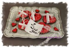 Cookies Valentins Day