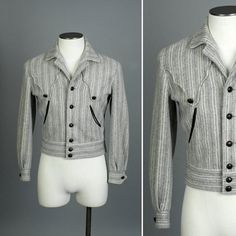 Image result for 1940s rickey jacket