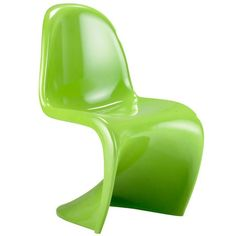 Verner Panton Chair #productdesign #furnituredesign