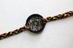 The Rastafarian Dreamcatcher Bracelet