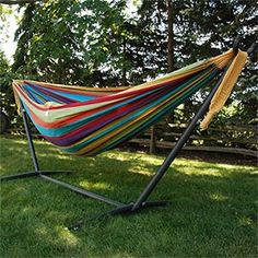 Thinking of getting this hammock from Costco for the backyard. Summer snoozin'!