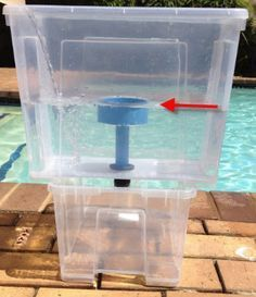 The new Vertical Float Siphon for plant grow beds in aquaponics and hydroponics systems will make the bell siphon obsolete