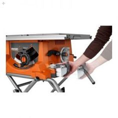 RIDGID portable table saw is one of the best portable table saw among the same priced saws.Very impressive table saw. Table Saw Reviews, Portable Table Saw, Best Table Saw