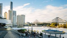 Brisbane is a city for the senses; walking under impossibly blue skies around this foot-friendly city opens up a world of experiences