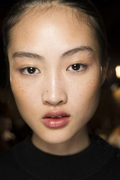 Giambattista Valli Couture Hair and Make-Up #SS16