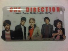 COOL ONE DIRECTION IPOD CASE