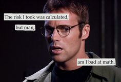stargate sg 1 quotes daniel - Google Search