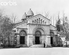 Although Consuelo Vanderbilt, former Duchess of Marlborough, is buried in a small church yard in England along with her son Ivor and others in the Spencer-Churchill family, many of her ancestors and in her extended family are interred in the Vanderbilt Family Mausoleum.