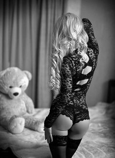 Blond And Teddy... Where Adults Come to Play -> http://kinky.holiday/