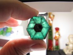 Trapiche emerald #Pasionxlasgemas