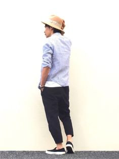 いつも見ていただきありがとうございます😊 たくさんのいいねありがとうございます😊 たくさんのフォ Panama Hat, Hats, How To Wear, Fashion, Moda, Hat, Fasion, Fashion Illustrations, Fashion Models