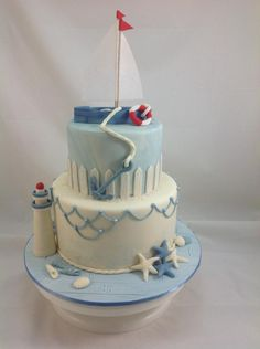 Sailing boat - Cake by Kake Krumbs