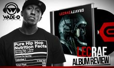 """Album Review for Lecrae's """"Gravity"""" album.    Direct link: http://wadeoradio.com/lecrae-gravity-what-i-expected-and-what-i-got/#"""