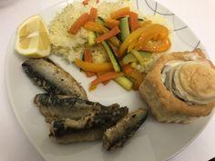 Frittierte Sardellen Kitchen, Deep Frying, Cooking, Kitchens, Cuisine, Cucina, Kitchen Floor