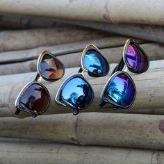Retro Cat Eye Mirror Designed Unisex Eyewear