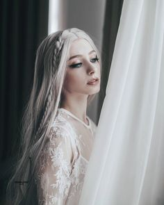 Image about hair in Beauty 👑💗 by on We Heart It Girls Characters, Female Characters, Fantasy Photography, Portrait Photography, Arley Queen, Pretty People, Beautiful People, Elfa, Female Character Inspiration