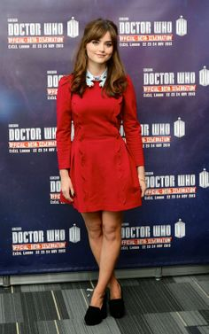 Adventures of an Anglophile: Get the Look - Jenna Coleman